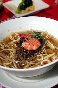 Danzai Noodles, Taiwanese Cuisine