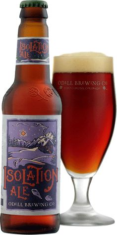 Isolation Ale from Odell Brewing
