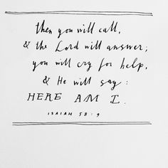 Isaiah is filled with incredible courage and encouragement. this is a favorite verse. Cool Words, Wise Words, Quotes To Live By, Me Quotes, Dance Quotes, Encouragement, Soli Deo Gloria, How He Loves Us, Bible Verses Quotes