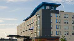 Aloft Hotels   ALPOLIC® Materials