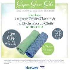Norwex Australia super saver sale