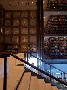 new haven / beinecke library