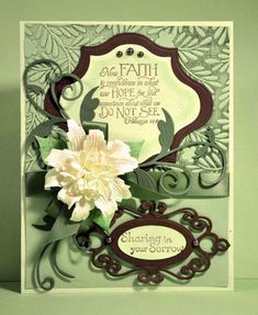 ODBDSLC210 Faith Is by Love Stampin!!!!!!!! - Cards and Paper Crafts at Splitcoaststampers