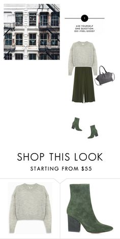 """""""Untitled #678"""" by duoduo800800 ❤ liked on Polyvore featuring Acne Studios and Prada"""
