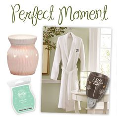 #Scentsy fullsize warmer, Crinkle  Plug-in, Taro  and Just Breathe Scent Bar!