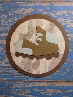 Campin Critters Badge - Hiking Boot
