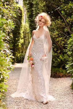 sheath bridal dress