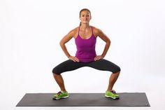 9 статических упражнений для ног, ягодиц и бедер: статодинамическая тренировка для похудения галифе, укрепления связок и развития силы мышц