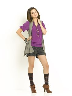 Selena Gomez  «Wizards Of Waverly Place» 2008