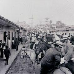 SAN JOSÉ, COSTA RICA DURANTE LA PRIMERA MITAD DEL SIGLO XX