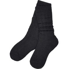 Ugg Women's Cashmere Slouchy Crew Sock