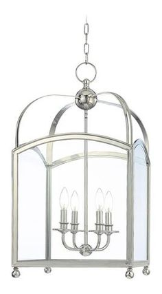 Contemporary Pendant Lighting Brushed Nickel - page 5