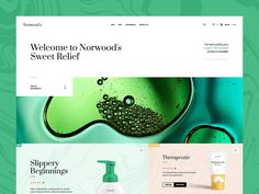 Norwood's 🌿 designed by Mateusz Madura for Seahawk Media. Connect with them on Dribbble; the global community for designers and creative professionals. Plant Cell, E 38, Homepage Design, Web Layout, Layout Design, Saint Charles, Creative Logo, Web Design Inspiration, Show And Tell