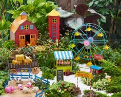 County Fair - My Fairy Gardens