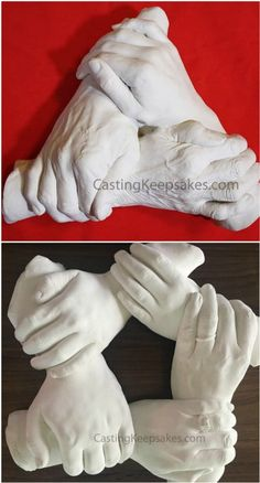 Family Hand Casting Kits   The WHOot
