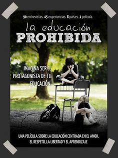 "La CASETA, un lloc especial: Pel·lícula: ""La educación prohibida"""