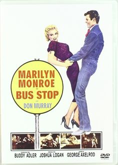 Bus Stop (St.Classics) [DVD]: Amazon.es: Marilyn Monroe, Don Murray, Varios, Joshua Logan: Cine y Series TV