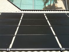 Solar Pool Heating P