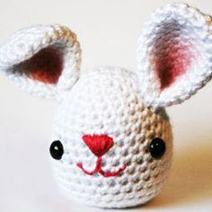 Download bunny boo pattern - AmigurumiPatterns.net