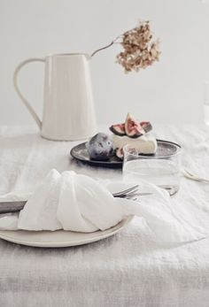 The creatives behind luxury linen co Hale Mercantile Co asked their friend photographer Line Kay to shoot their new look book for their launch into Europe.