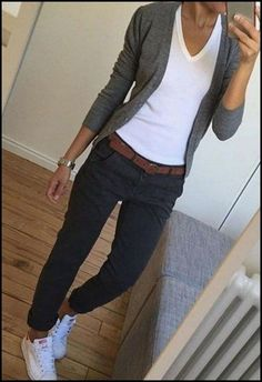 casual outfits for winter ; casual outfits for women ; casual outfits for work ; casual outfits for school ; Simple Casual Outfits, Comfy Casual, Work Casual, Casual Clothing Style, Casual Clothes For Women, Smart Casual, Office Outfits Women Casual, Summer Outfits Women Over 40, Casual Chic Style