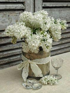 Flores para celebrar a Páscoa