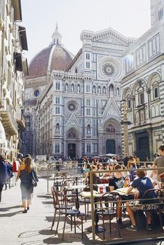 Duomo in Florence, Italy. Rolf and I loved Florence and want to go back soon. Places Around The World, Oh The Places You'll Go, Travel Around The World, Places To Travel, Places To Visit, Travel Destinations, Dream Vacations, Vacation Spots, Wonderful Places