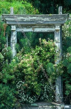 Garden Arbor on Pinterest Arbors Garden Arbor and