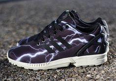 "adidas ZX Flux ""Lightning"" - SneakerNews.com"