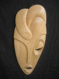 Statue Africaine Moderne