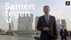 Partij tegen de Burger: 'Rotterdam moet de problemen weer echt gaan voelen' Blow Your Mind, Rotterdam, Suit Jacket, Seeds, Jacket, Suit Jackets