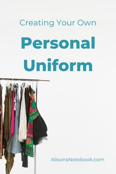 Creating a personal uniform can help save time, energy and money. It can also help you make better choices for the future. Consider these tips on what to consider when creating a personal uniform. Pax Wardrobe, Capsule Wardrobe, Teacher Outfits, Teacher Clothes, Office Uniform, Minimal Wardrobe, Simple Style, My Style, Make Good Choices