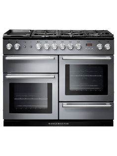 Buy a used Rangemaster Nexus 110 Dual Fuel Range Cooker Slate. ✅Compare prices by UK Leading retailers that sells ⭐Used Rangemaster Nexus 110 Dual Fuel Range Cooker Slate for cheap prices. Electric Range Cookers, Dual Fuel Range Cookers, Electric Oven, Gas Cookers, Cheap Cookers, Induction Range Cooker, Black Range Cooker, Deco France
