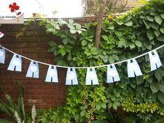 Banderines para nenes