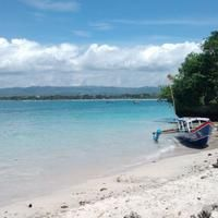 Pantai Pasir Putih - Pangandaran, Jawa Barat