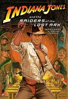 Film d'aventures. Le gouvernement américain demande à Indiana Jones, un professeur d'archéologie à l'esprit aventureux, de se rendre en Égypte pour battre de vitesse les nazis qui ont entrepris des fouilles afin de retrouver l'Arche d'alliance. Contient, entre autres, une présentation de Steven Spielberg et de George Lucas, une série de documentaires sur les coulisses de la production et une galerie de photos.