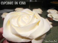 Cupcakes de Cava  *Puedes descargarte la receta directamente desde el blog*