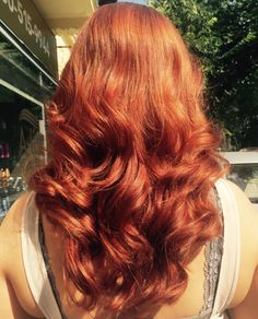 Redken color . Ideas for redheads :)
