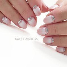 Top 100 gel nail art part 4 - Gentle nails photos Nail Art Gel Nails Art gel nails Gel Nail Designs 2018 Ombre Nail Designs, Simple Nail Art Designs, Best Nail Art Designs, Short Nail Designs, Nail Designs Spring, Acrylic Nail Designs, Cute Spring Nails, Spring Nail Art, Summer Nails