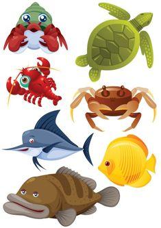 낚시놀이 만들기 물고기그림 :: 교구만들기 : 네이버 블로그 Tigger, Rooster, Disney Characters, Fictional Characters, Animals, Animaux, Animal, Animales, Disney Face Characters