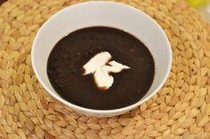 Crockpot Black Bean Soup - Supper for a Steal
