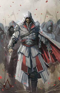 Assassin's Creed Brotherhood #Ezio_Auditore