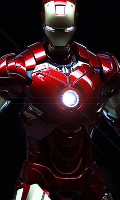 "IRON MAN - For years, Tony Stark, a ""genius-billionaire-playboy-philanthropist"", reaped the benefits of his patented weapons; After being captured by terrorists, he builds a suit of armor, keeping the power in a single person's hands to better control things; He is Iron Man #mindscomics #comicsarts"