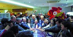 New Dental Academy with showroom in Shanghai - Sirona Blog