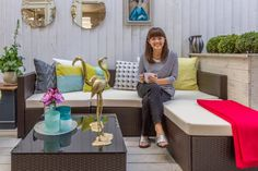 Behind the scenes: HANNAH'S HOME TOUR ON HOUZZ