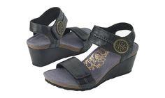 Arielle - Wedge Sandals