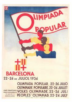 168. FRITZ LEWY (1893-1950) Olimpiada Popular. 1936
