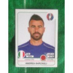 Football Soccer Sticker Panini UEFA Euro 2016 #498 Italy