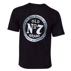 Jack Daniels Men's Old 7 T-shirt