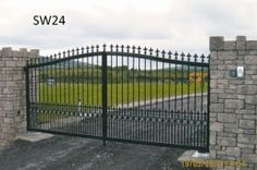 Monastill Engineering Steel Fabrication, Gates, Engineering, Technology, Gate
